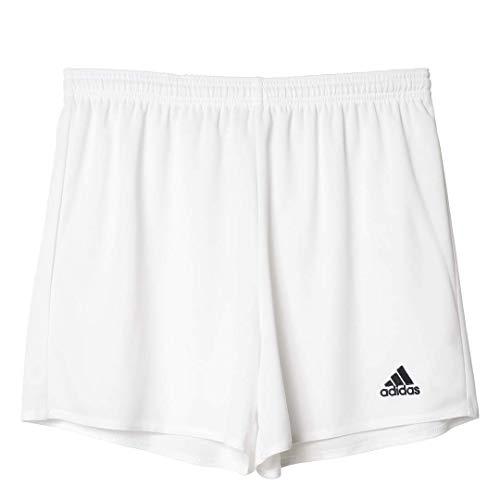 adidas womens Parma 16 Shorts White/Black XX-Small