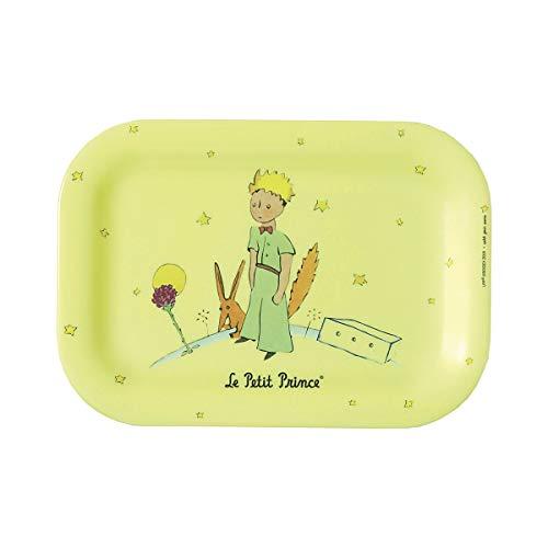 Petit Jour Paris - PP971JP - Mini plateau jaune Le Petit Prince - Pour servir un petit thé sans miettes !