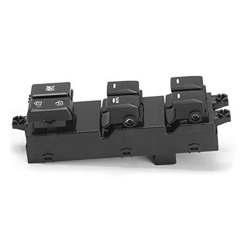 NCONCO Accesorio de repuesto para interruptor de ventanilla eléctrica Kia Picanto 2012-2015 93570-1Y200
