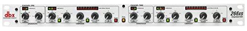 New dbx 266xs Professional Audio Compressor/Gate Dynamic Processor.