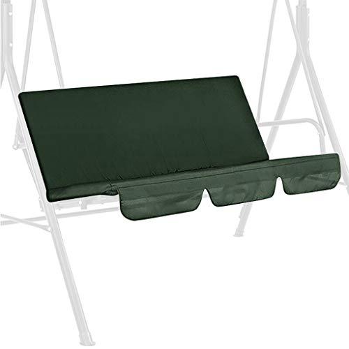Schaukelsitzbezug,Wasserdichtes Universale Schaukel Abdeckung für die der Hollywoodschaukel für GartenYard Outdoor Sitz Ersatz Stuhl Sitzpolsterbezug Sitzflachenbezug Schaukelauflage 150x150x10cm