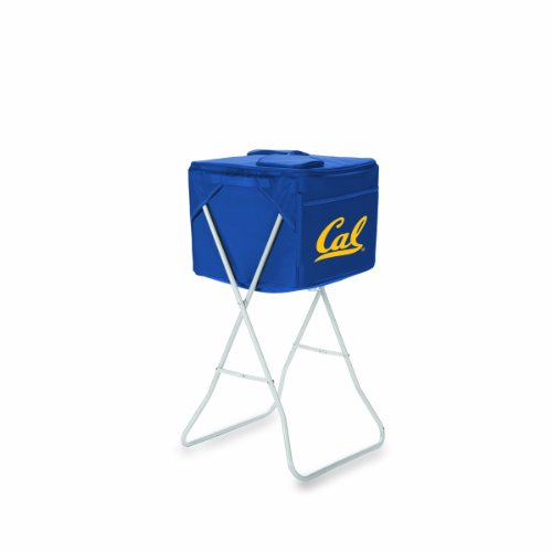 PICNIC TIME NCAA California Golden Bears Tragbarer Holzkohle-X-Grill