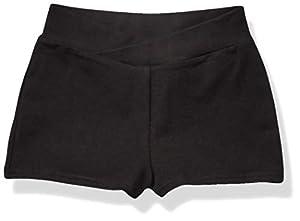 Capezio Big Girls' Boy Short Black L...