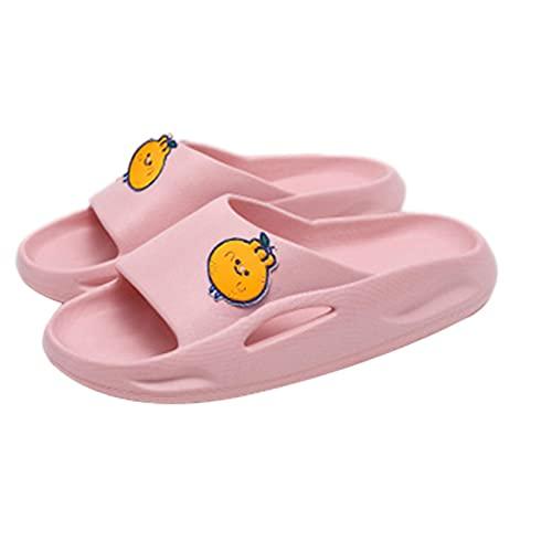 Cojín para niños que se deslizan, sandalias, zapatillas de estar por casa, sandalias antideslizantes para ducha, piscina, zapatos de agua para niñas y niños (niños pequeños/pequeños)
