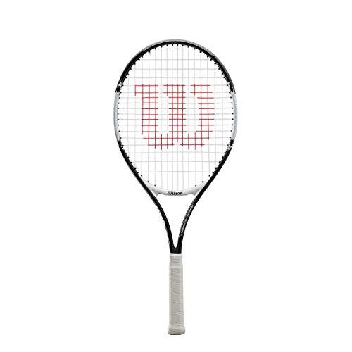 Wilson Youth Roger Federer - Raqueta de tenis recreativa (58,4 cm)