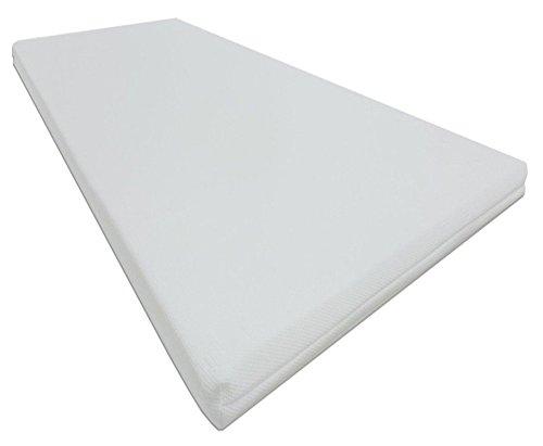 Dibapur ® Kingsize: Colchón de Espuma fría (ortopédico Selección: Núcleo Altura Aprox. 22,5cm, con 3D Air Fresh Funda Aprox. 23,5cm–Fabricado en Alemania,