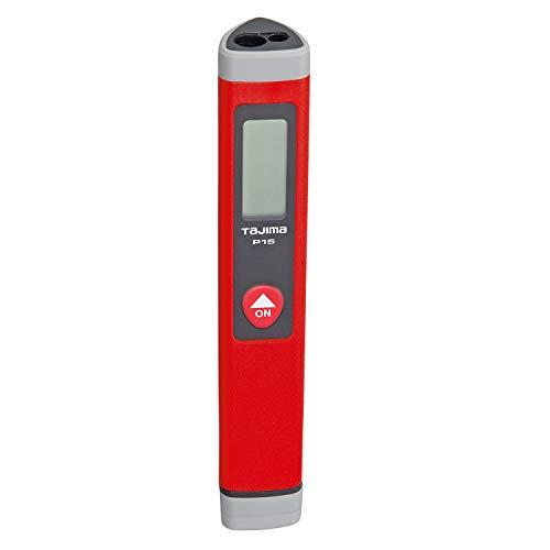 タジマ レーザー距離計 P15レッド PSC認定取得品 LKT-P15R