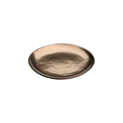 Sibo Homeconcept - Loft Bronze Ass Dessert 21 cm (Lot de 6)