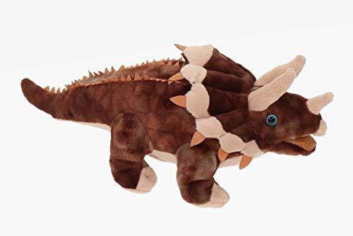 Triceratops Dino Ceratopsia Dinosaurier Plüschtier 30 cm von Plüschdino Kuscheltier
