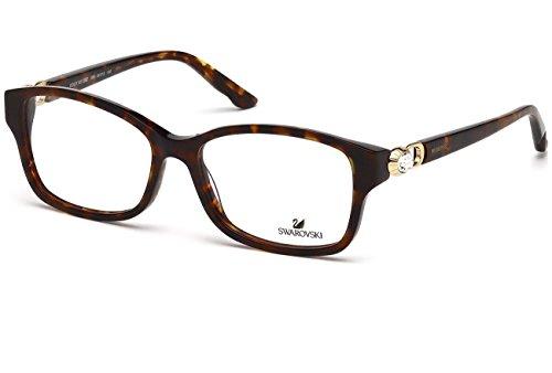 SWAROVSKI per donna sk5087 - 055, Occhiali da Vista Calibro 54