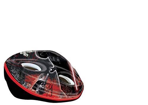 Star Wars Casco Bicicletta Bambino Modello Easy Regolabile Taglia 52/56 S/M