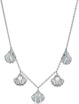 Swarovski Shell Halskette Scallop Women's Necklace