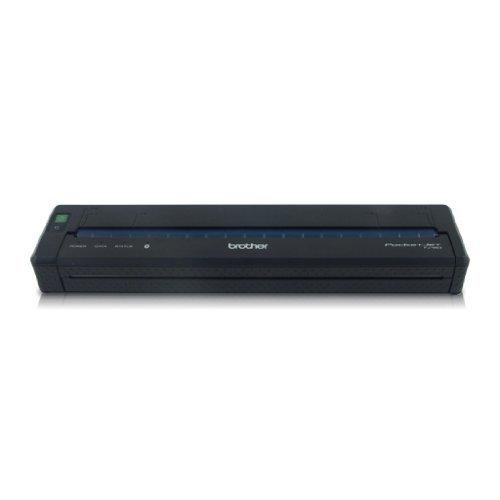 Stampante portatile Brother PJ-623 (termica diretta, 300 X 300 DPI, 6 PPM, USB 2.0, Irda, A4) (Ricondizionato)