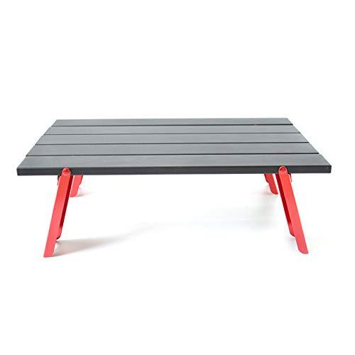 N/C Équipement De Camping Portable Extérieur Table Pliante De Barbecue en Plein Air Table Pliante en Alliage D'aluminium De Camping Table en Plaque D'aluminium pour L'extérieur Pique-Nique Plage