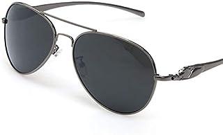 Sunglasses Polarized Sunglasses Driving Sunglasses Comfortable UV Protection (Color : D)