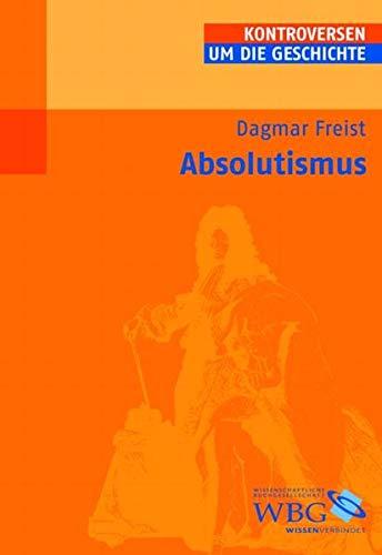 Absolutismus (Kontroversen um die Geschichte)