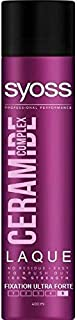 Syoss Ceramide Complex Hair Spray Laque Ultra Strong Fixation 5-400ml