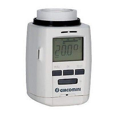 K470H Cronotermostato para radiador K470HX001 GIACOMINI