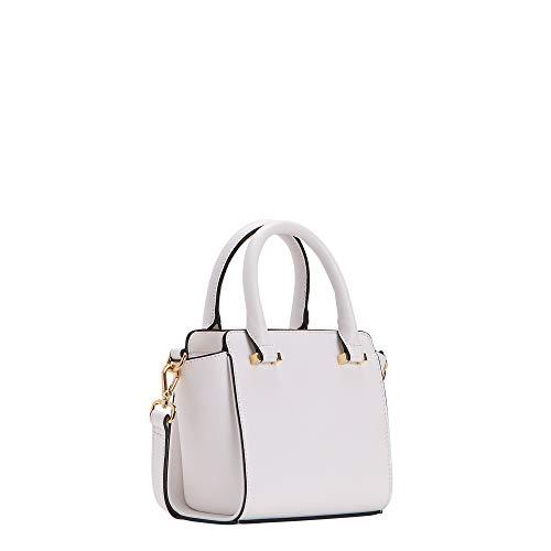 CARPISA® Mini Handtasche mit Schultergurt - RANDA, Weiß onesize