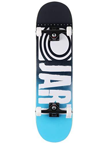 Jart S Classic Jart Complete Skateboard, 8,25 x 31,85 Zoll, Erwachsene, Unisex, Mehrfarbig (Mehrfarbig), 21,3 cm