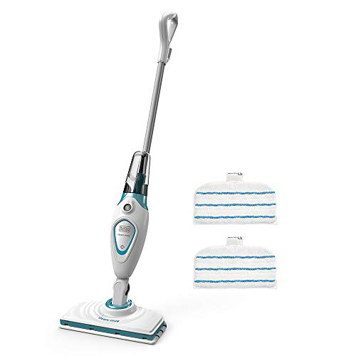 BLACK+DECKER FSM1615-QS Lavapavimenti Steam-Mop