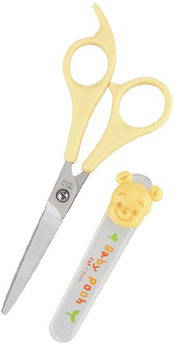 貝印 Baby Pooh ベビープー カットハサミ