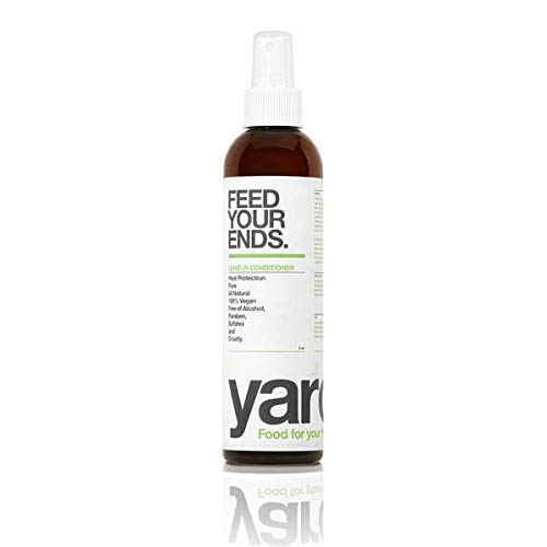 Yarok Hair Products – Organic Leave In Conditioner – Feed Your Ends – Luxury Vegan Detangler Conditioning Spray – All Natural, Non Toxic – 8 Ounces