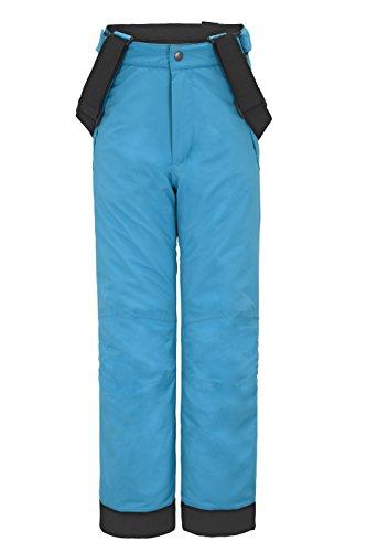 Maier Sports Kinder Skihose Maxi Slim, Pacific, 152, 300003