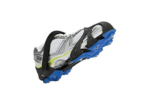 STABILicers Sport Lightweight Serious Traction Cleat, Blue/Black, Small