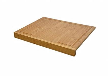BBTradesales 784200100 - Tabla de Cortar, Bambu, 45x35cm