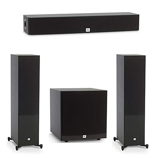 Purchase JBL 3.1 System with 2 JBL Stage A190 Floorstanding Speakers, 1 JBL Stage A135C Center Speak...