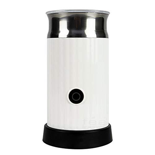 XHDD Espumador de Leche automático eléctrico 4 en 1 y máquina para Hacer Chocolate Caliente,espumador de café, operación con un Solo botón