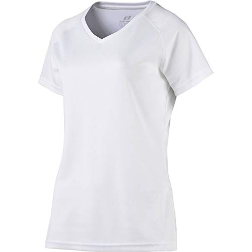 Pro Touch Natalia III T-Shirt Femme White FR : L (Taille Fabricant : 42)