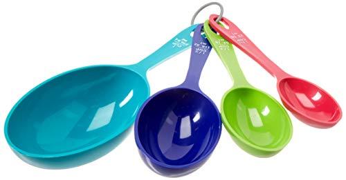 Farberware Colourworks Plastic Measuring Cup Set Set of 4 Assorted