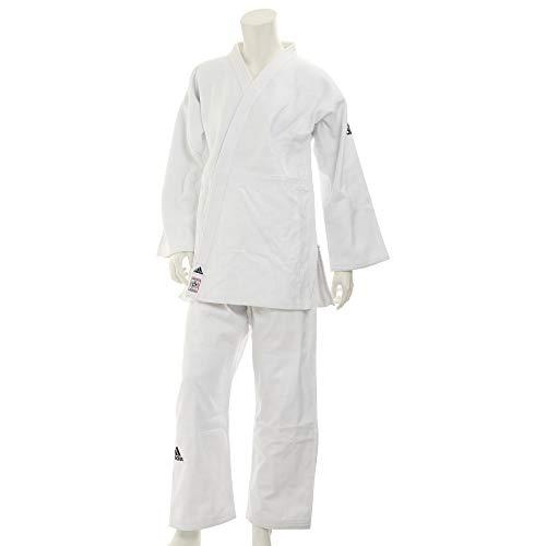 JUDOGI ADIDAS J730 IJF CHAMPION II SLIMFIT bianco CM 150