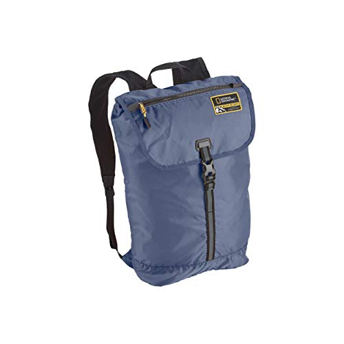 Eagle Creek National Geographic Adventure Packable Backpack, Cosmic Blue, 15L