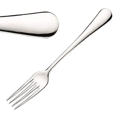 Pintinox,forchetta da tavola Stresa (confezione da 12), codice prodotto: GM392