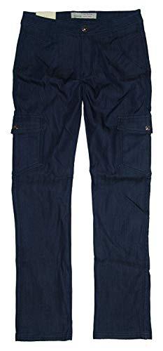 m.g.fashion Herren Thermo Jeans Hose mit Stretch, blau (ZD00028), W38 / Size 38
