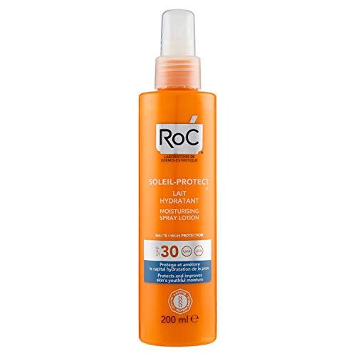 Roc Soleil-Protect Leche Hidratante Corporal Protección Alta 30-200 ml