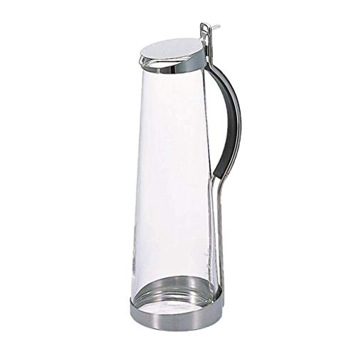 HJYSQX Teekanne Glaskrug Glassaftkrug...