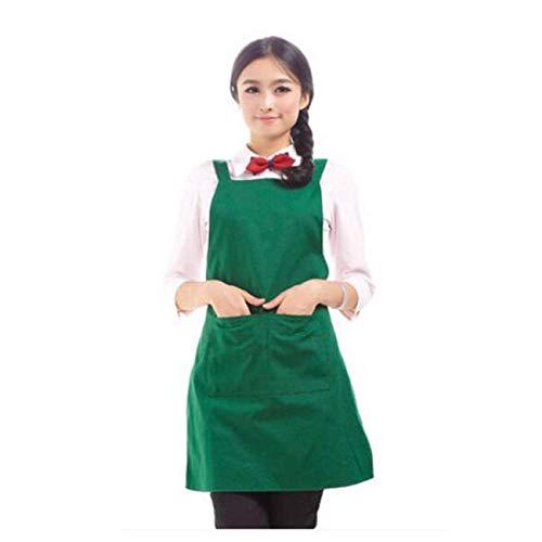 YLCJ mooie A-lijn rok Koreaanse mode voor mannen en vrouwen LAwand restaurant K Che Work Wear \\\ u0026llze B