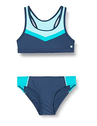 ESPRIT Bodywear Mädchen Ross Beach YG Bustier+Brief Bikini-Set, 470, 170/176