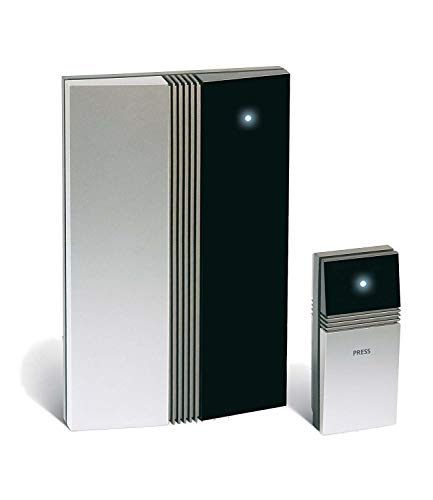 Jacob Jensen Wireless Doorbell Long Range Door Chime, Award Winning Contemporary Design