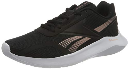 Reebok ENERGYLUX 2.0, Zapatillas de Running Mujer, NEGBÁS/BLUSMT/FTWBLA, 37 EU