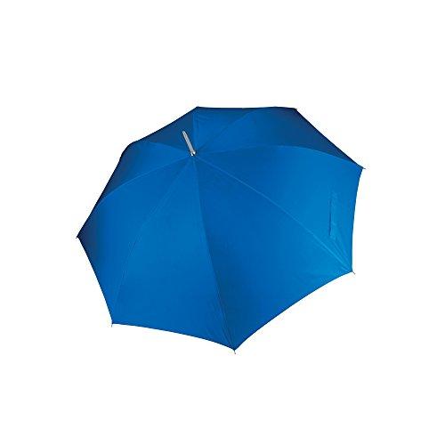 KiMood - Paraguas para golf apertura automática unisex (Paquete de 2) (Talla Única) (Azul eléctrico)
