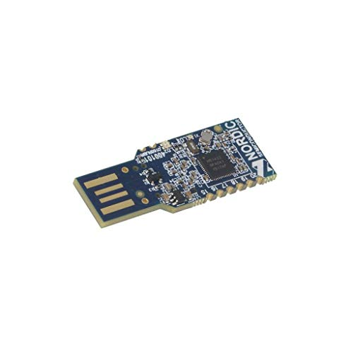 NRF51-DONGLE Dev.kit Bluetooth Smart NRF51422,NRF51822 USB A GPIO,