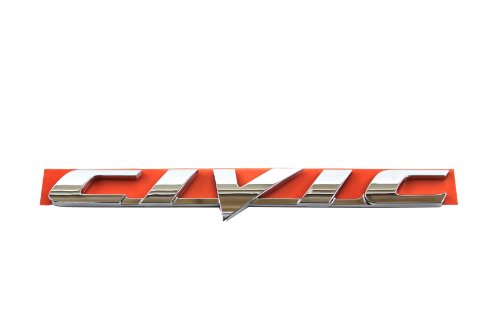 honda civic 09 emblem - 2