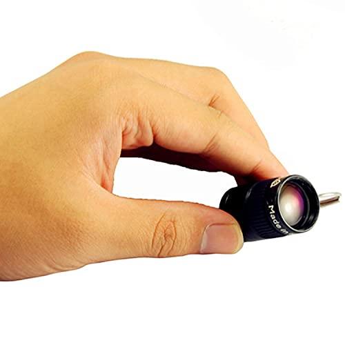 LBMTFFFFFF EIN-Augen-Fernglas Tasche 2.5X17.5 Daumenspiegel Einzelfernglas Finger Spiegel Brille Mini-Teleskop, Fernglas, Anfänger-Teleskop, kleines Teleskop