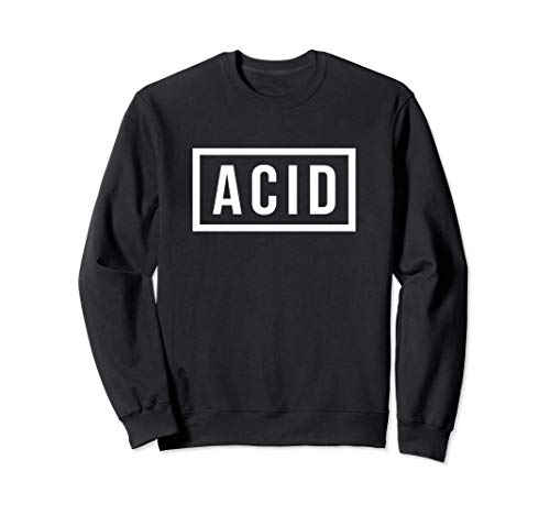 Acid Techno Sudadera