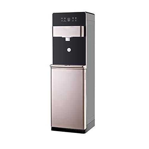 Dispensador de agua: enfriador de agua de carga inferior para botella de galones con ajustes de temperatura fría y...